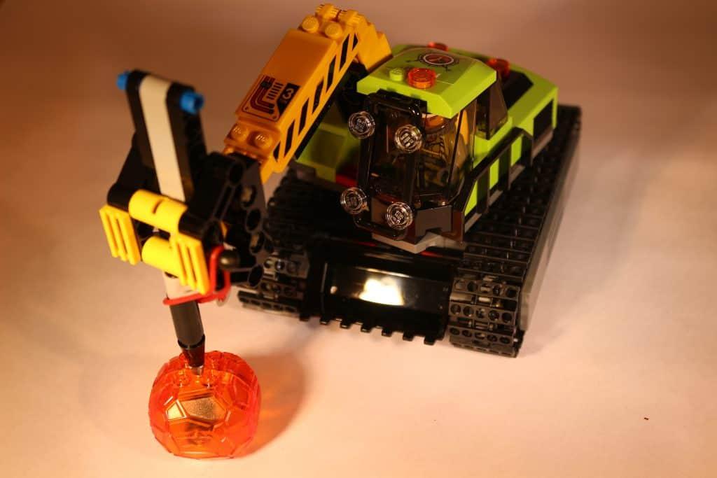 Lego City Excavator