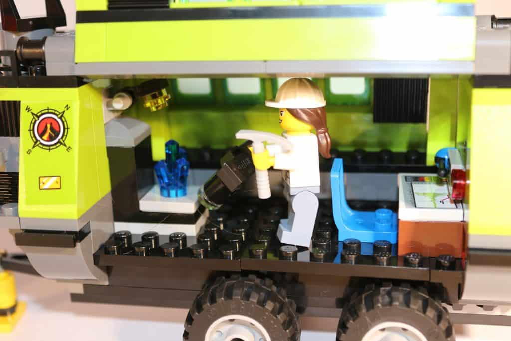 Lego City inside the Operations lab