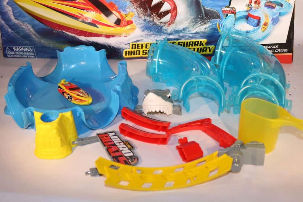 microboats course parts