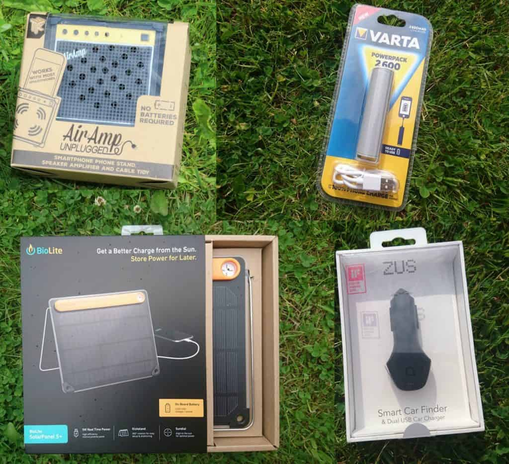 Power and Tech gadgets