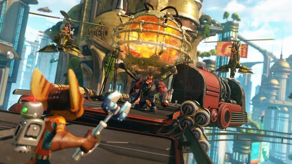ratchet and clank image 2