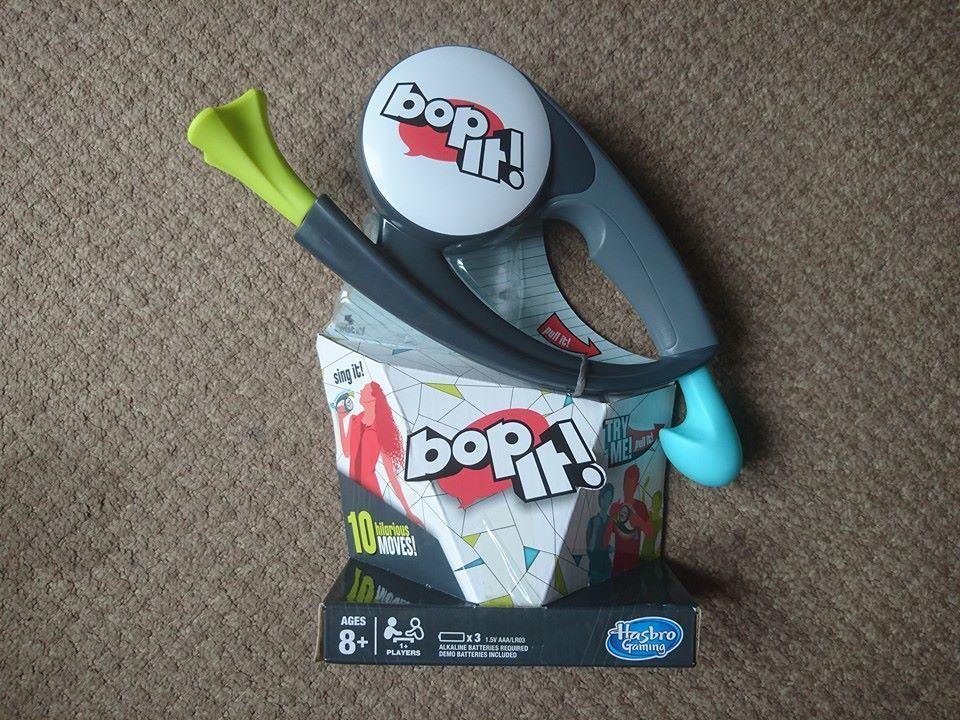 Bop It! in box