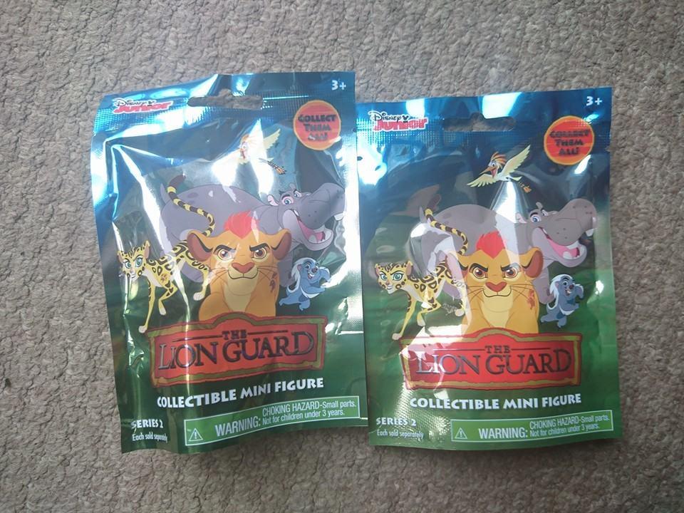 Lion Guard mini figure blind bags
