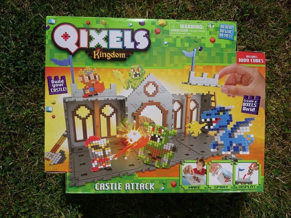 Qixels box