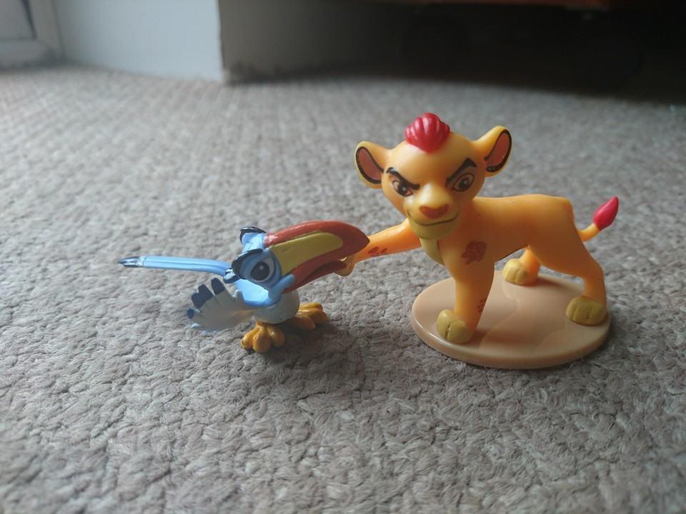 lion guard mini figures