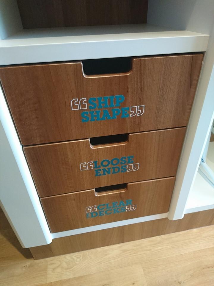 shoreline drawers