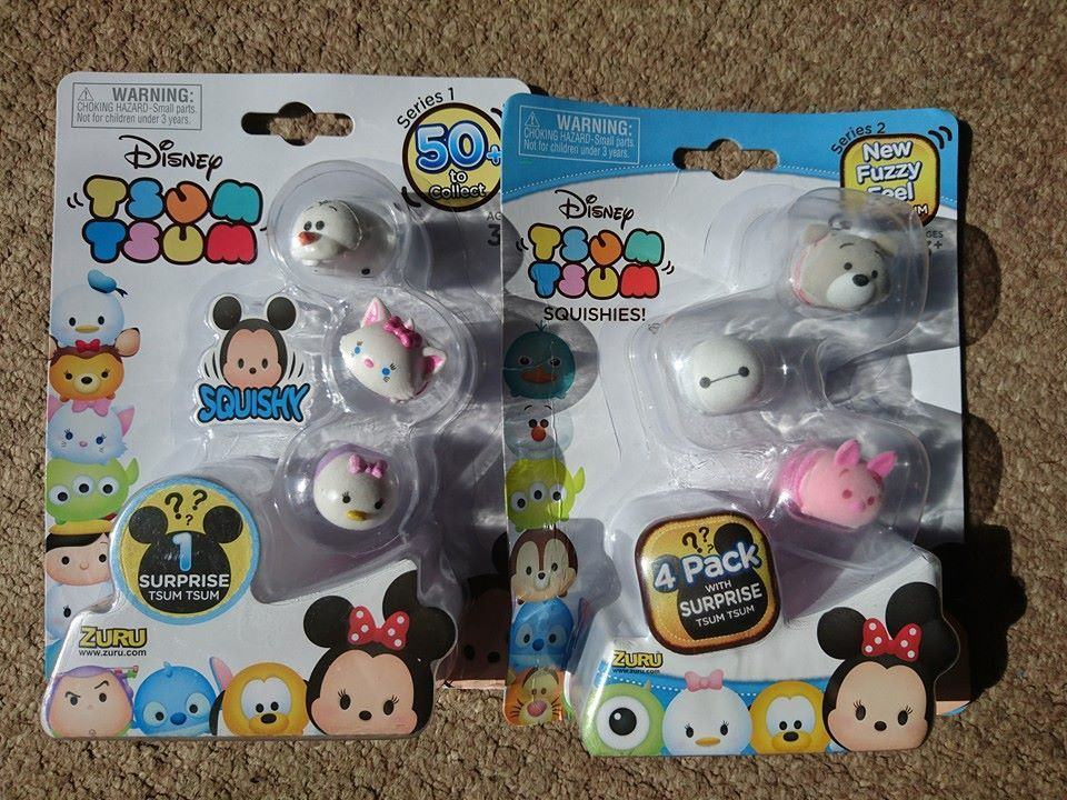 tsum tsum packages