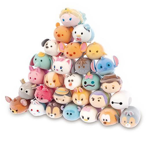 tsum tsum series 2 all