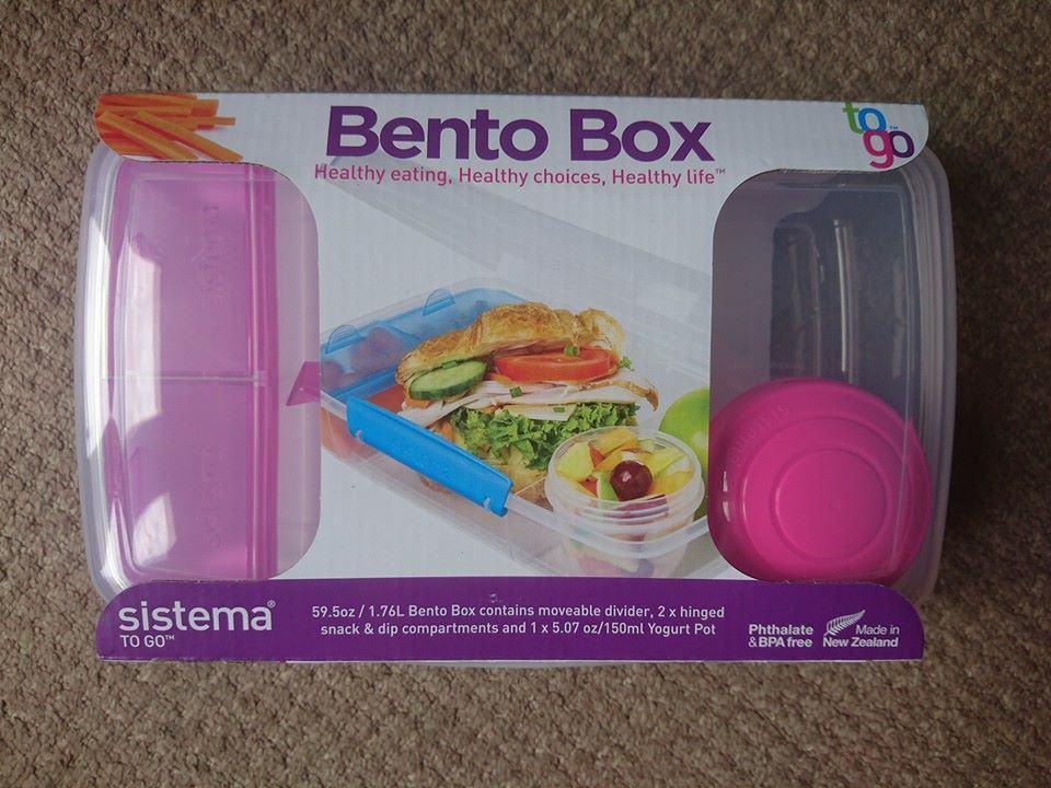 Back to school Bento Box