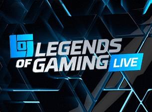 Legends of Gaming Logo