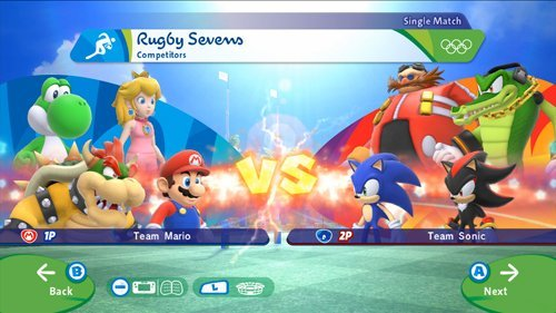 mario and sonic 1