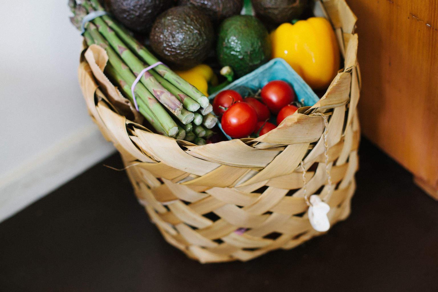 prestige boot camp veg basket