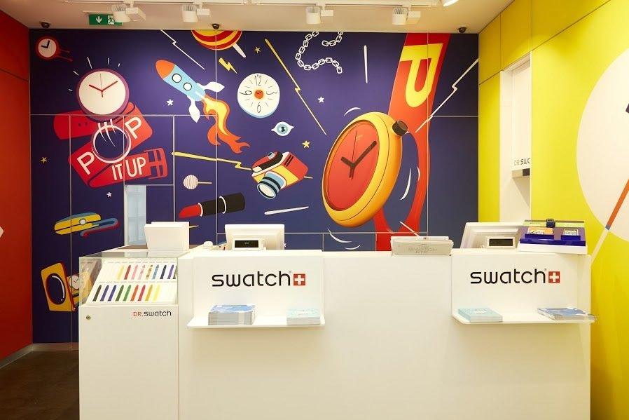 Swatch Watch Shop