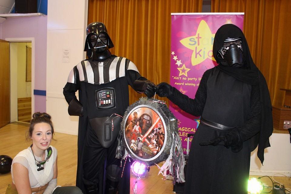 Star Wars party pinata