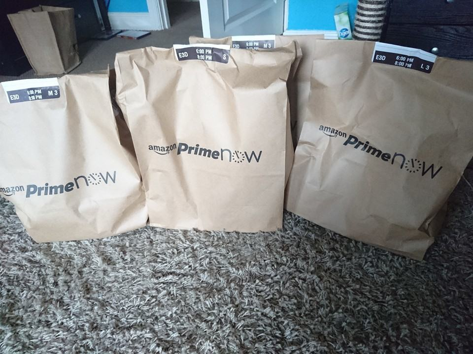 amazon prime bags